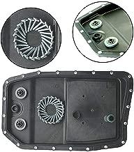 6HP26Z Auto Transmission Oil Pan and Filter Kit screw set Black