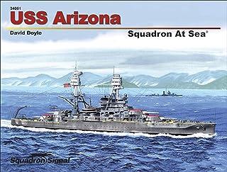 USS Arizona Squadron at Sea
