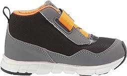 Gray/Orange