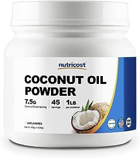 Best coconut oil in bulk usa Reviews