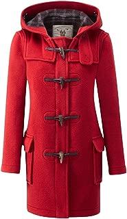 Womens Duffle Coat Toggle Coat