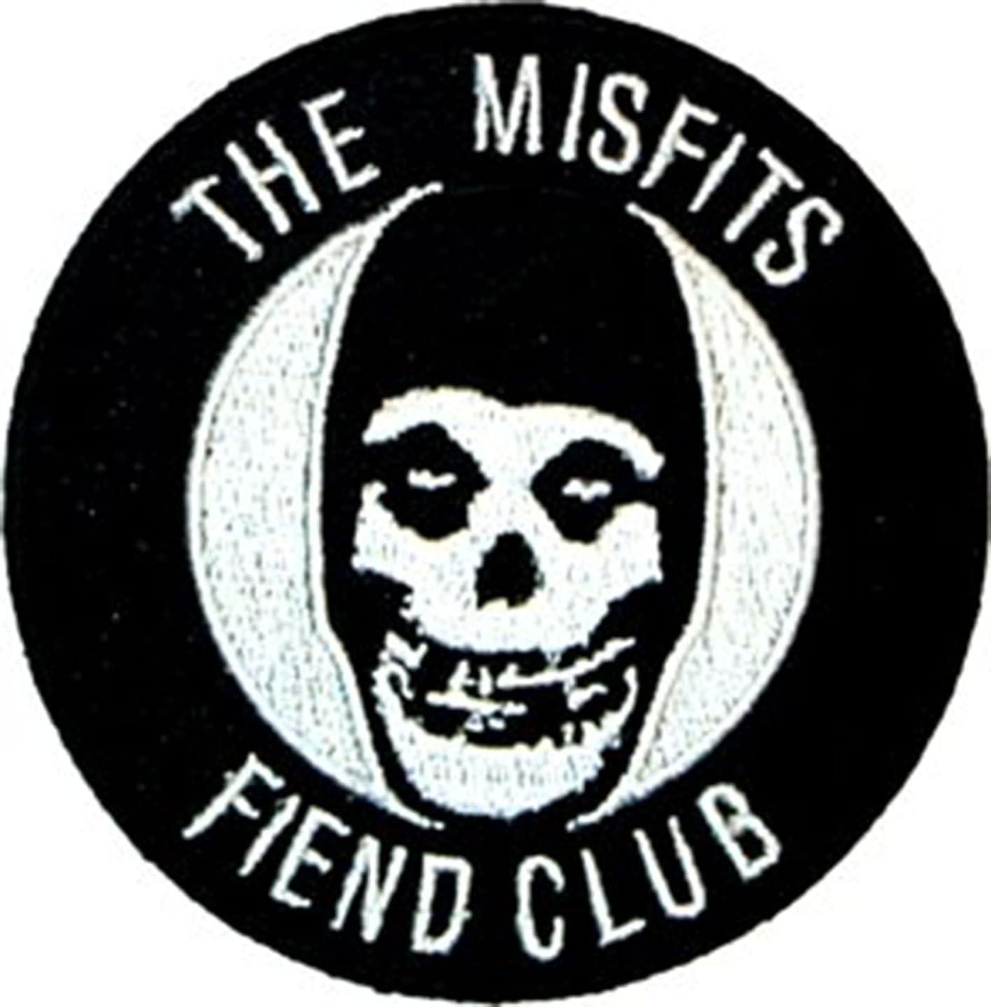 Application Misfits Fiendclub Patch xoesw61179447614