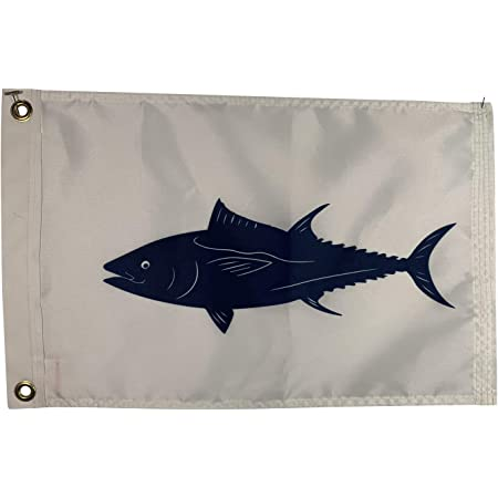 12x18 Wahoo Boat Fishing Flag All Weather Nylon For Outdoor Made In Usa Garden Outdoor