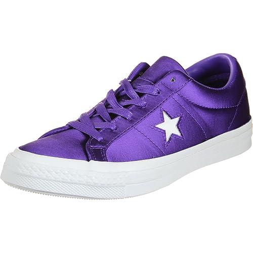 729ddb34db Converse One Star OX W Shoes Court Purple