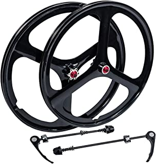 9 spoke mag wheels
