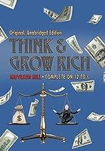 Think and Grow Rich (Original, Unabridged Edition 12 CD Set)