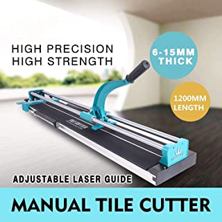 """Professional Cutter Tile 48"""" Manual Ceramic Porcelain Thickness 0.24-0.6 Tool Heavy Duty Cutting..."""