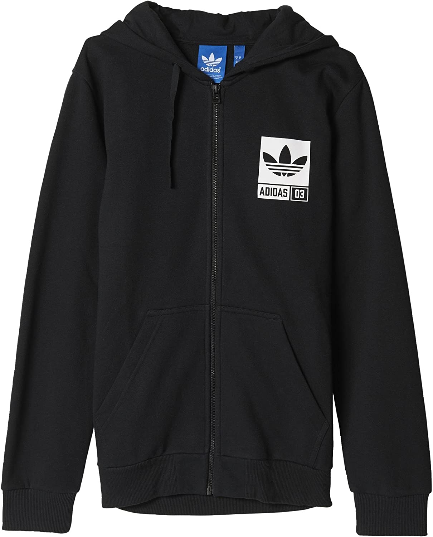 Adidas Herren Sweatshirt Street GRP FZ H
