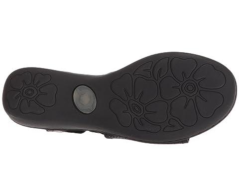 Born Salvia Black Full Grain Leather Combo
