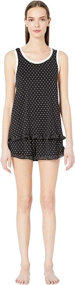 Classic Dot Short Pajama Set