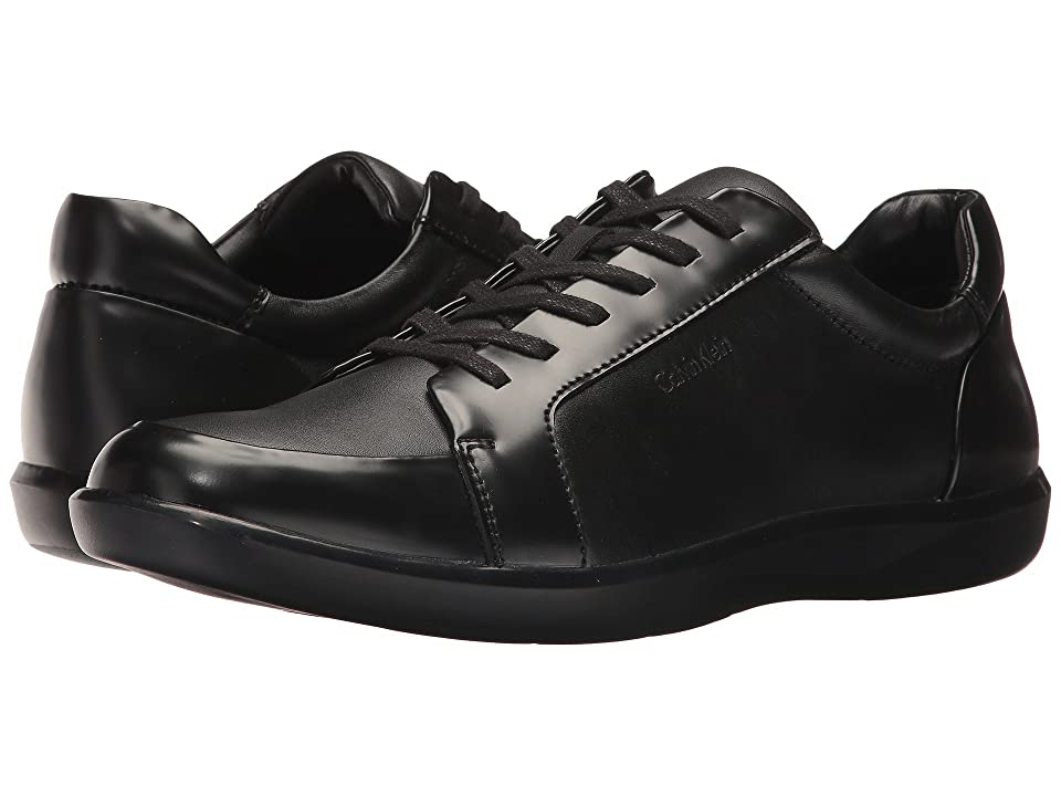 Calvin Klein Macabee (Black Box Leather/Soft Nappa) Men