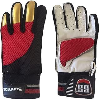 SS cricket batting gloves for tennis ball cricket.