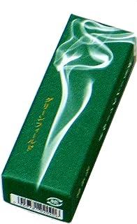 鳩居堂のお香 香水の香り グリーンフィールド 20本入 6cm