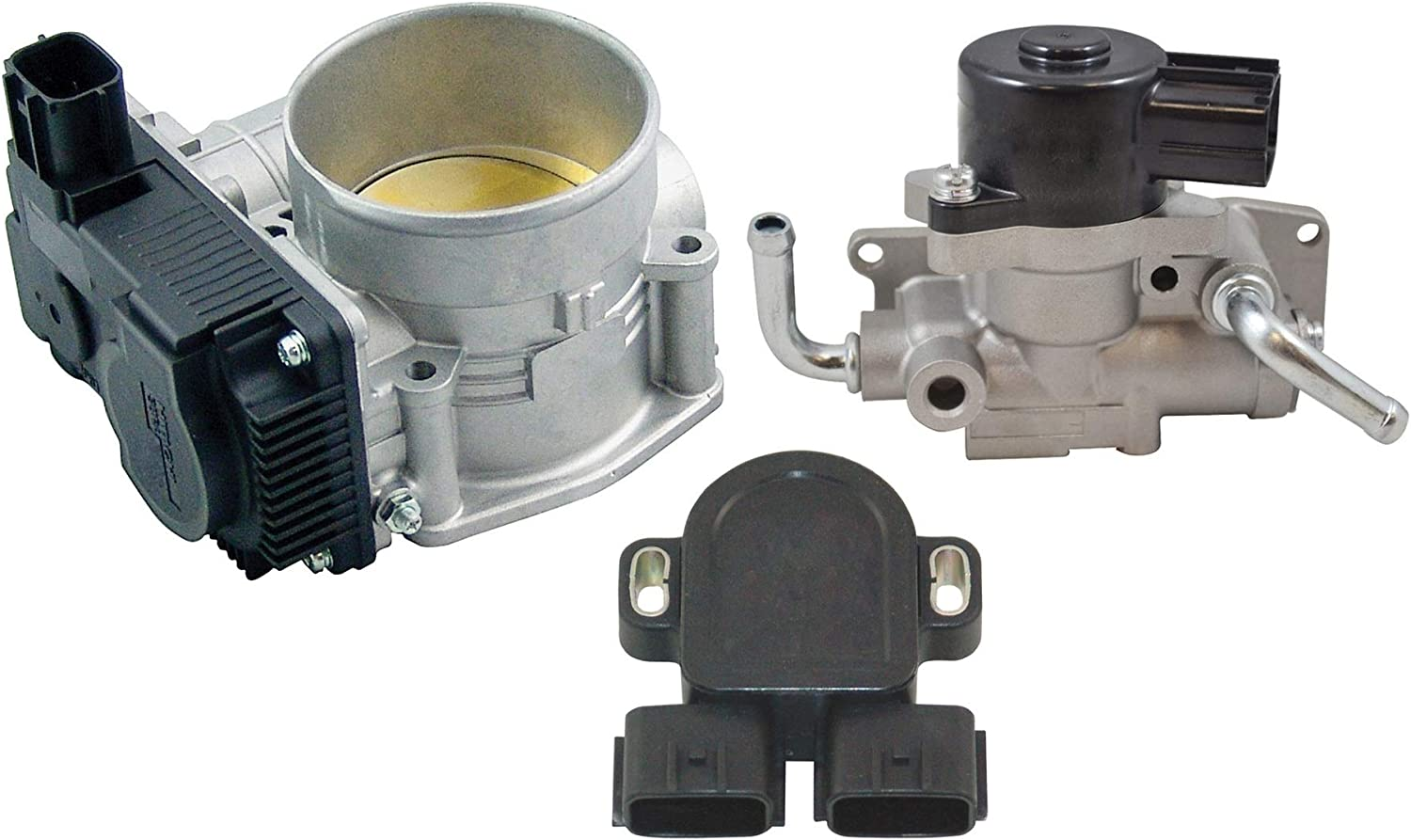 Hitachi Fuel Injection Throttle Directly managed store Body and Kit Air Valve New arrival Control F