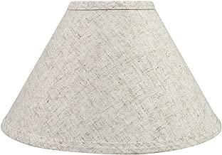 Aspen Creative 58703 Transitional Hardback Empire Shape UNO Construction Lamp Shade in Beige, 11