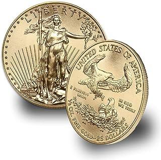 In Eagle Gold Plated Fantasy Hand Made Token Novel Design; Original 1929 Indian Head $2.50 Quart