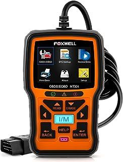 FOXWELL NT301 OBD 2 Automotive Scanner Car Engine Analyzer Error Code Reader Scanner OBD2 EOBD OBDII Auto Diagnostic Tool ...