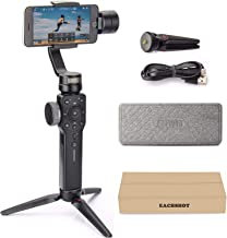 Zhiyun Smooth 4 3-Axis Handheld Gimbal Stabilizer YouTube Video Vlog Tripod for iPhone 11..