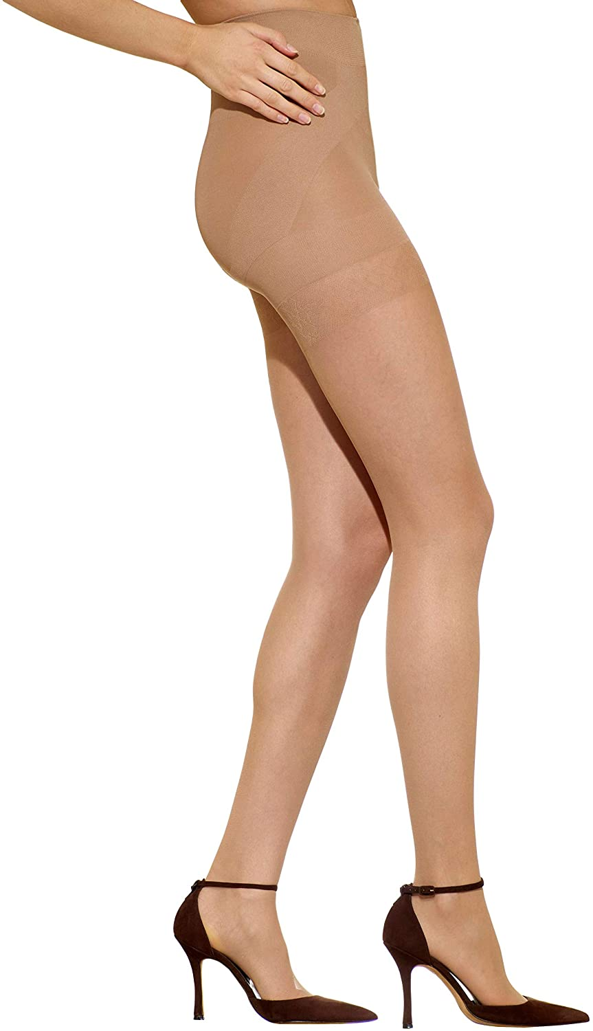 Silkies Women's Ultra Shapely Perfection Sheer Shaping Pantyhose