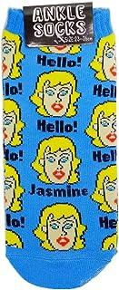 HELLO LADY[女性用靴下]レディースアンクルソックス
