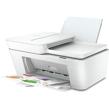 Stampante 4 in 1 - HP Deskjet Plus 4110 - Idoneo Instant Ink - 2 mesi di prova gratuita inclusi *