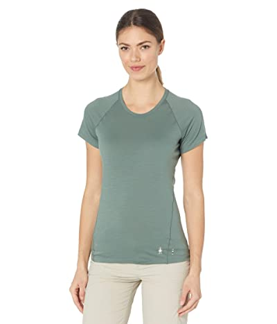 Smartwool Merino 150 Baselayer Short Sleeve (Sage) Women