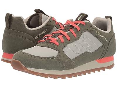Merrell Alpine Sneaker (Sage/Olive) Women