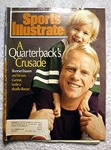 Boomer Esiason & son Gunnar Esiason - New York Jets - Sports Illustrated - October 4, 1993 - SI-2