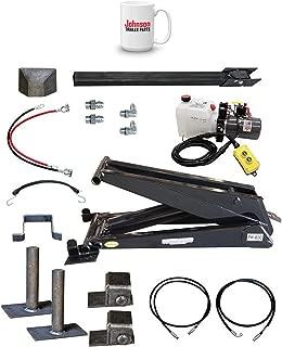 12 Ton (24,000 lb) Dump Trailer Hydraulic Scissor Hoist Kit | PH630 | Perfect for Dump Trucks & Trailers | 18' - 24