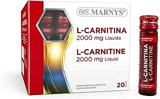 Marnys - L-Carnitina 20 viales MARNYS