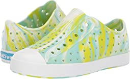 Glo Green/Shell White/Marbled