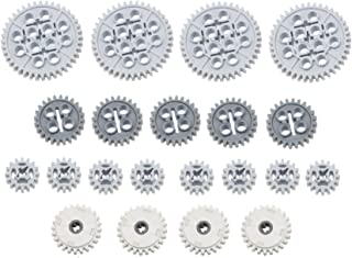 LEGO 21pc Technic 16 24 40 tooth gear CLUTCH set (Mindstorms nxt robot EV3 lot pack)