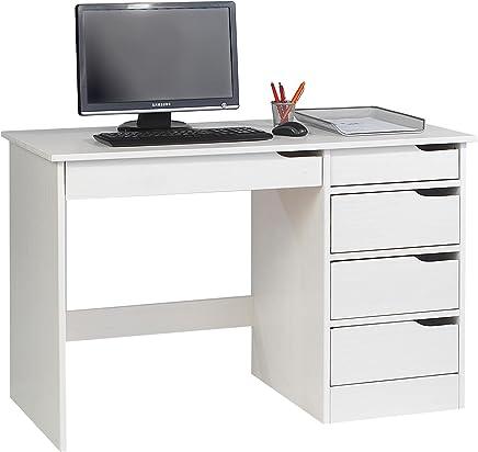 Fonkelnieuw Amazon.fr : bureau blanc ikea - Bureaux et postes de travail JX-74