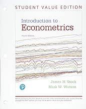 Introduction to Econometrics, Student Value Edition (4th Edition)