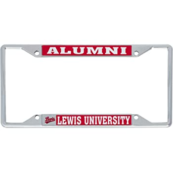 Alumni Desert Cactus Whittier College The Poets NCAA Metal License Plate Frame for Front or Back of Car Officially Licensed