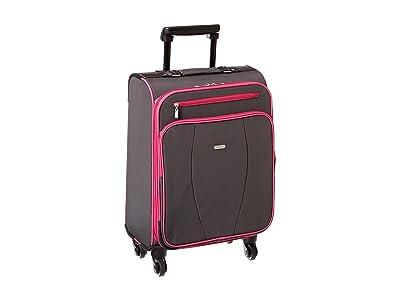 Baggallini Getaway Roller (Charcoal) Pullman Luggage