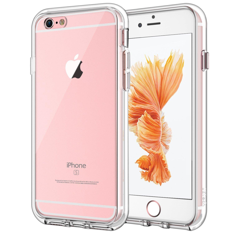 iphone 6s plus phone cases amazon co ukjetech case for apple iphone 6 plus and iphone 6s plus, shock absorption bumper