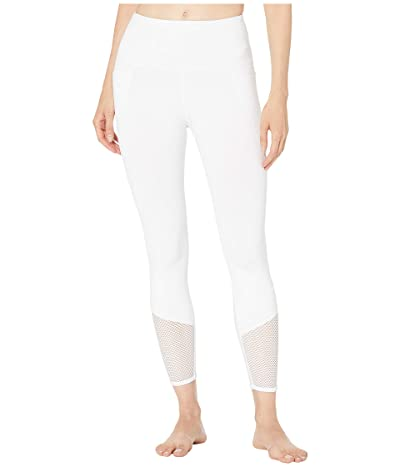 Lorna Jane Kyoto Booty Ankle Biter Leggings (White) Women