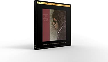 Blood On The Tracks (2Lp/180G/45Rpm Audiophile Supervinyl Ultradisc One-Step)