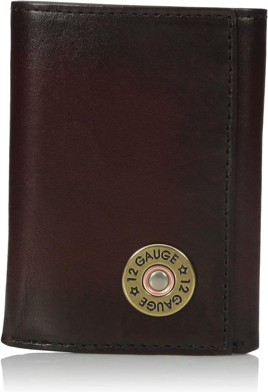 Nocona Belt Co. Nocona Brown Bullet Trifold