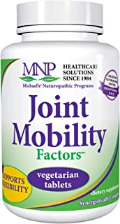 Michael's Naturopathic Programs Joint Mobility Factors - 60 Vegetarian Tablets - Contains Essential Nutrients for Proper J...