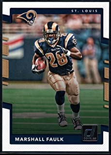 marshall faulk card