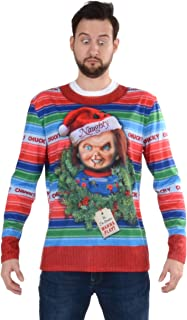 Best chucky long sleeve shirt men Reviews