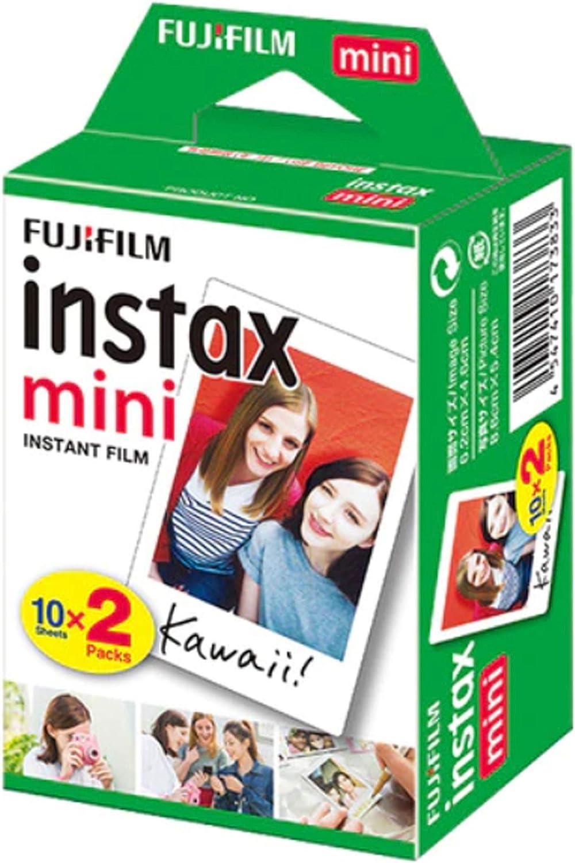 + Funda Instax para Mini 11 Charcoal Gray Pel/ícula fotogr/áfica instant/ánea Charcoal Gray C/ámara instant/ánea Fujifilm Instax Mini Brillo 10 Hojas Instax 16654970 Mini 11 Compacto