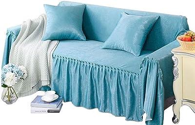 Funda protectora reversible acolchada para sofá dos o tres plazas ...