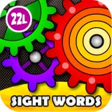 Sight Words Games & Flash Cards vol 1: Kids...