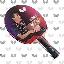 مضرب تنس الطاولة Butterfly RDJ S1 – مضرب تنس تنس طاولة صغيرة معتمد من ITTF – دوران رائع وسرعة وتحكم في مجداف تنس طاولة