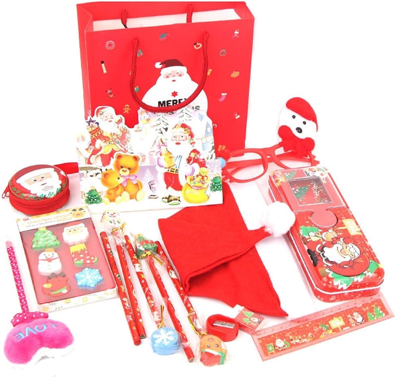 Schreibwaren Schulbedarf 15 Stück Kinder Weihnachtsgeschenke Schulbedarf Schreibwaren Schreibwaren Schreibwaren Set (zufällige Farbe) B07MQR9SFB | Neuer Stil  c5be4b