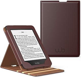 Capa Novo Kindle Paperwhite a prova D'água WB ® Premium Vertical Auto Hibernação - Marrom