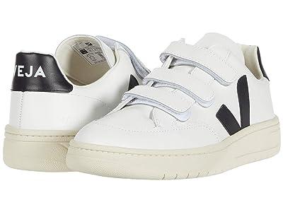 VEJA V-Lock (Extra White/Black) Shoes